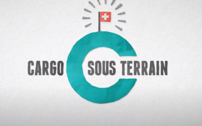 Cargo Sous Terrain – Die Zukunft des Güterverkehrs