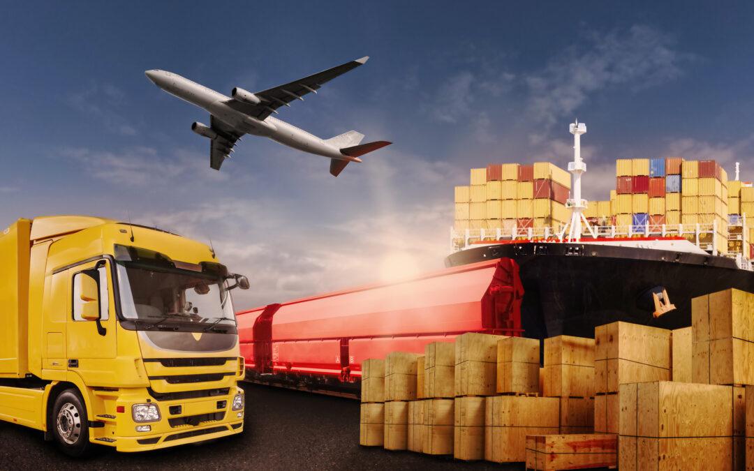 Aussenhandel in der Kernregion Ostschweiz